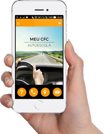 aplicativoCFC app para autoescola